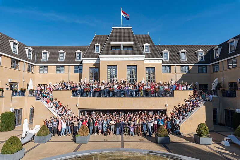 Eventfotograaf tijdens Business Boost Bootcamp van Veronique Prins in Hotel De Heerlickheijd van Ermelo